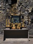 排雷和机械 — 图库照片