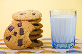 Started cookie — Stock Photo