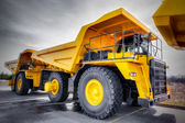 Large haul truck — Foto de Stock