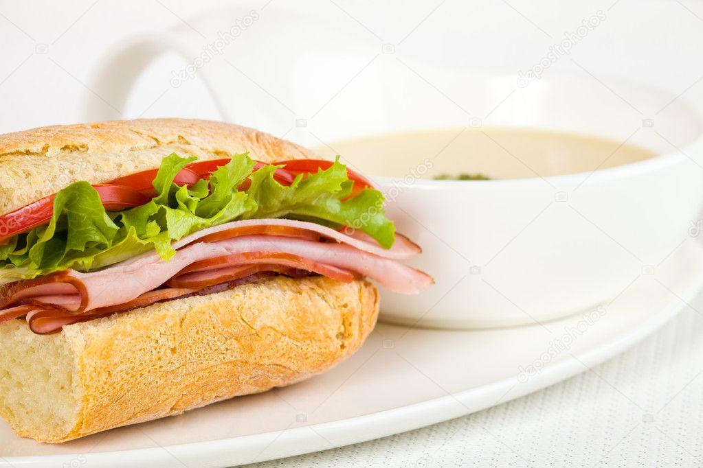 крем суп фото