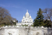 Sacré-Coeur Paris France — Stock Photo