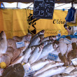 Royalty-Free Stock Photo: Fresh fish market march aux poisson paris 6