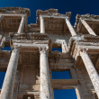 Library of Celsus in Ephesus — Foto Stock