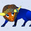 Stockfoto: Astrological Sign taurus