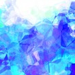 Abstract blue texture — Stock Photo #10259682