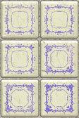 陶瓷砖 — 图库照片