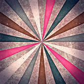 抽象形象的分散梁 — 图库照片