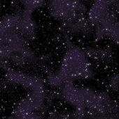 The star sky — Stock Photo