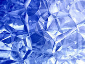 Abstract blue texture — Stock Photo