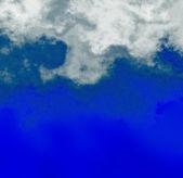 Abstraktní obraz mraky — Stock fotografie