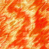 Abstract fiery drawing — Stock Photo