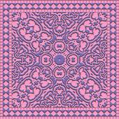 Pink pattern. — Stock Photo