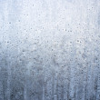 Pattern from ice — Stock Photo