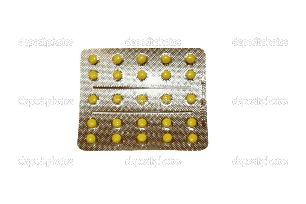 Tablets  Stock Photo #9930753