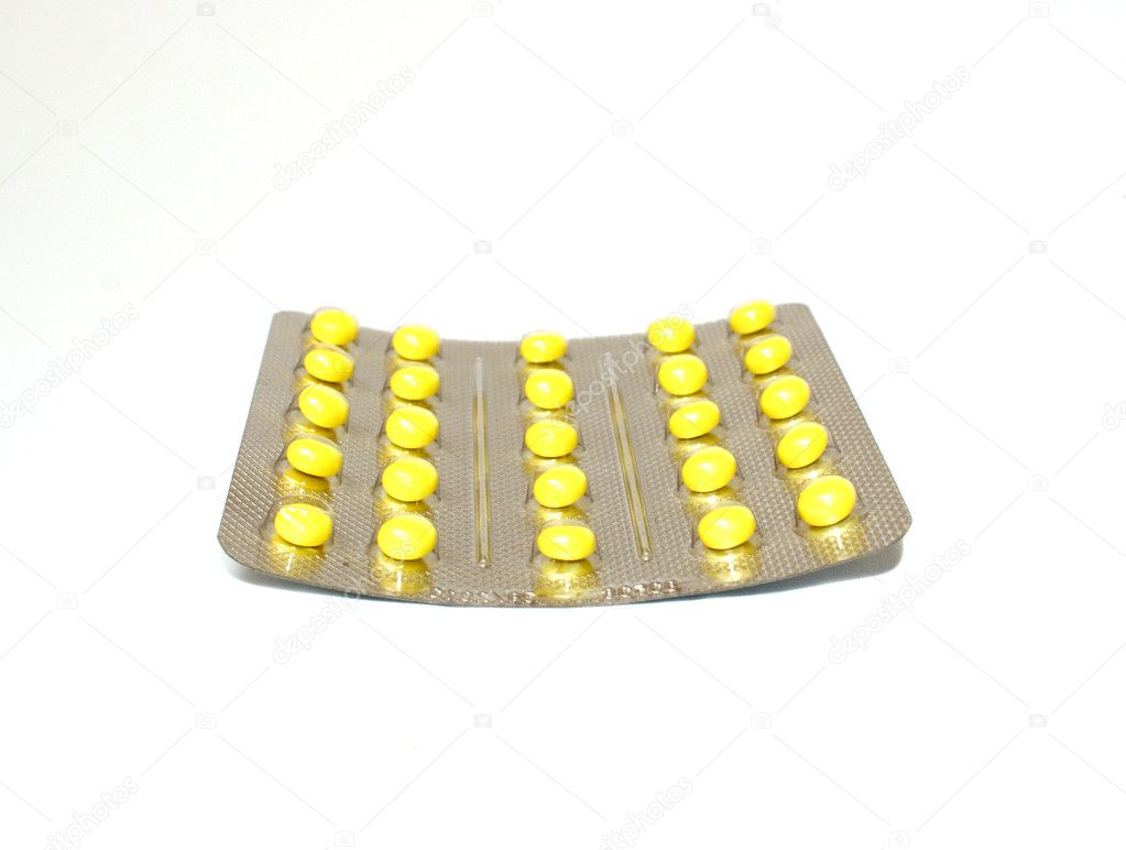 Tablets — Stock Photo #9930760