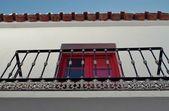 Balcones — Foto de Stock