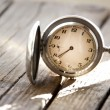 Antique pocket watch. — Stock Photo #10040511