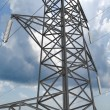 Electricity tower. — Stock Photo