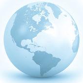Globe. — Stock Photo