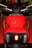 Back Motorcycles — Stock Photo