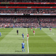 Stock Photo: Arsenal V Chelsea