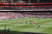 Arsenal V Chelsea — Stock Photo