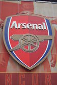 Arsenal Shield — Stock Photo