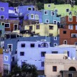 Stock Photo: View of Guanajuato, Mexico