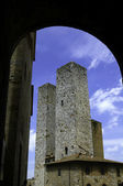 Towers of San Gimignano — Stock Photo