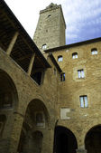 Tower in San Gimignano, Italy — Stock Photo