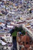 Weergave van guanajuato, mexico — Stockfoto