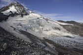Eliot Glacier on Mt. Hood — Stock Photo