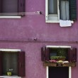 Colorful houses in Burano Italy — Stock Photo #10343826