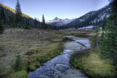 Creek, Wallowa Mountains, Oregon — Stock Photo