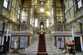 Church of Santa Maria dei Miracoli, Venice, Italy — Stockfoto