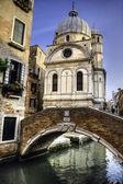 Church of Santa Maria dei Miracoli, Venice, Italy — Stock Photo