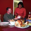 Thanksgiving Family Dinner — Stock Photo #10000523