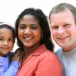 Happy Family — Stock Photo #10000550