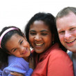Happy Family — Stock Photo #10000553