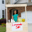 Lemonade Stand — Stock Photo #10000675
