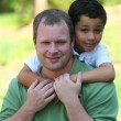 Father and Son — Stock Photo #10002198