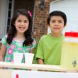 Lemonade Stand — Stock Photo #10002761