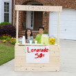 Lemonade Stand — Stock Photo #10002766
