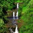Triple Tier Waterfall — Stock Photo #10003323