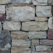 Brick Stone Wall - Stock Photo
