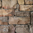 Brick Stone Wall — Foto Stock