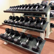 Weight Room - Stock Photo