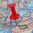 Map of New York — Stock Photo #10004228