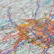 Royalty-Free Stock Photo: Map of Atlanta