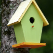 Birdhouse - Stock Photo
